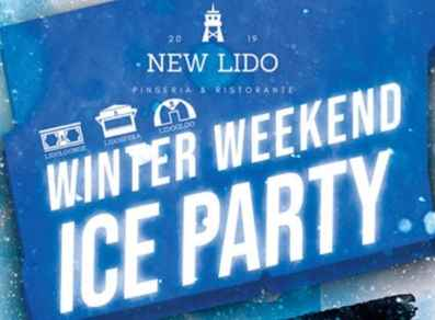 Ice Party al New Lido - EHC4